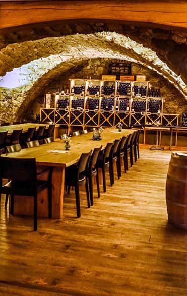 300jähriger Weinkeller